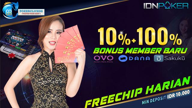 Situs Poker Indonesia Pokerclick88