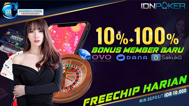 Situs Poker Resmi Pokerclick88