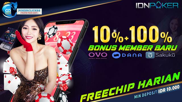 Situs Poker Terbaik di Indonesia Pokerclick88